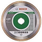 Bosch 2 608 602 536 Corte del disco accesorio para amoladora angular - Accesorios para amoladoras angulares (Corte del disco, Cerámica dura, Bosch, 2,54 cm, 18 cm, 1,6 mm)