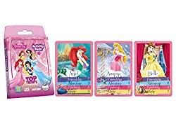 Top Trumps Disney Princess Activity Pack, Multi Color