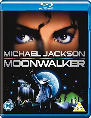 Moonwalker (Blu-ray Version)