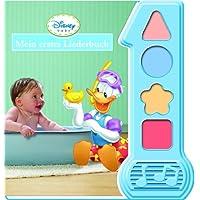 Disney Baby, Mein erstes Liederbuch JUNGEN