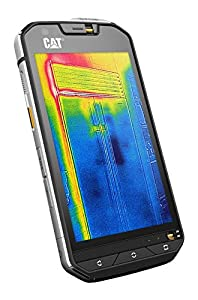 Cat S60 Thermal Imaging Rugged Smartphone (Certified Refurbished)