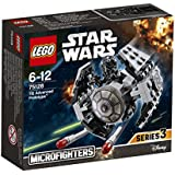 LEGO - 75128 - Star Wars - Jeu de Construction - TIE Advanced Prototype