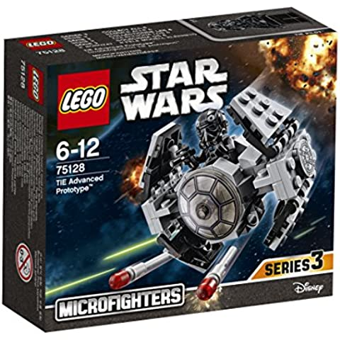 LEGO Star Wars - TIE advanced prototype, multicolor (75128)