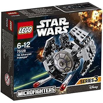 LEGO - 75128 Star Wars Microfighters: Tie Advanced Prototype