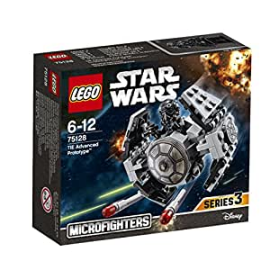 LEGO - 75128 Star Wars Microfighters: Tie Advanced Prototype