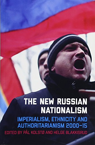 New Russian Nationalism por Pål Kolstø