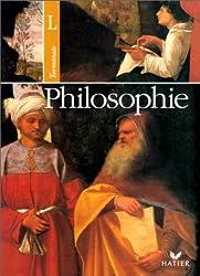 Philosophie. Terminale L