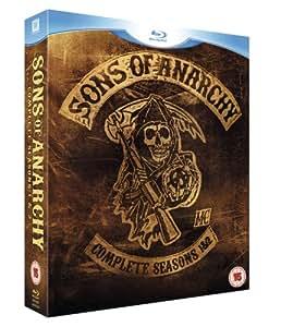 Sons of Anarchy - Season 1-2 [Blu-ray]