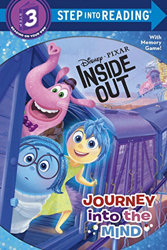Journey Into the Mind (Disney/Pixar Inside Out) (Step into Reading, Step 3: Inside Out)