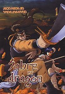 Sabre et Dragon Edition simple Tome 1