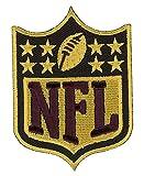 NFL Super Bowl L 50 Commemorative Golden Stars Jersey Patch.Football Americano