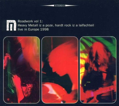 Roadwork Vol.1-Live in Europe 1998