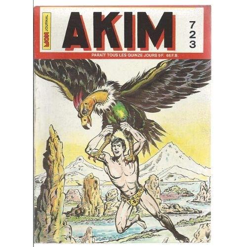 AKIM N° 723 BD PETIT FORMAT