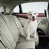Excelvan - Hundesicherheitsgurt verstellbar Auto Hunde Sicherheitsgurt Hundegurt Sicherheitsgeschirr mit Autosicherheitsgurt 48.5- bis 71cm, 110 lbs