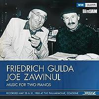 Gulda & Zawinul - Live, 1988, Philharmonie Cologne