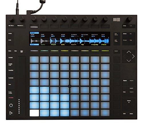 Preisvergleich Produktbild Ableton Push 2+ ABLETON LIVE 9INTRO, Controller für DJ