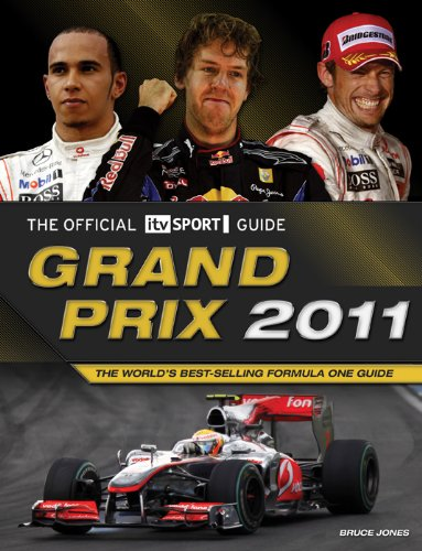 ITV Sport Grand Prix Guide 2011 (Official itv Sport Guides) por Bruce Jones