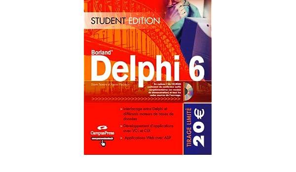 delphi 6 student edition
