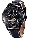 EASTPOLE Herren Uhr Automatikuhr Mechanische Automatik Uhr Herrenuhr Armbanduhr