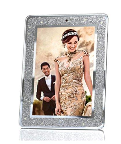 Preisvergleich Produktbild Xiuxiandianju Creative-Glaskristallfotorahmen Kreative iPad Baby-Kinder-Foto-Kasten (5 Zoll, 6 Zoll, 8 Zoll) , 5 inch