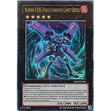 Yu-Gi-Oh! - LTGY-IT052 - Numero C105: Pugile Indomito Comet Cestus - Il Signore della Galassia Tachionica - Unlimited - Ultra Rara