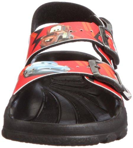 Birki Aruba , Sandales mixte enfant Rouge-TR-A-4-116