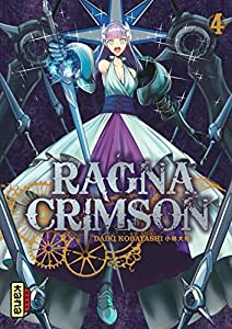Ragna Crimson Edition simple Tome 4