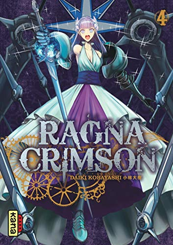 Ragna Crimson Edition simple Tome 4