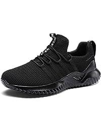 low priced 1d0ed 01e93 MAXTOP Zapatillas de Running Hombre Correr Sneakers Transpirables Zapatos  Casual Respirable Deportes Gimnasio Aire Libre
