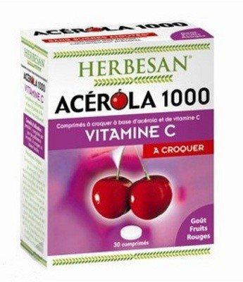 Acerola 1000 30 comprimés