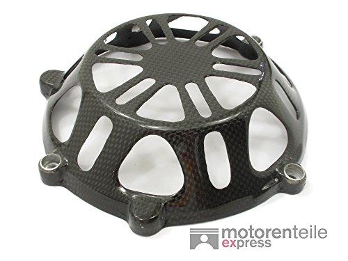 Carbon glänzend Kupplungsdeckel offen Ducati 749 999 848 1098 1198 (Teile 1098 Ducati)