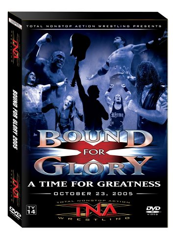 Tna Wrestling: Bound for Glory [DVD] [Import]