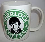 Sherlock Starbucks Coffee Zitate Keramikbecher