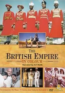 The British Empire In Colour [DVD]