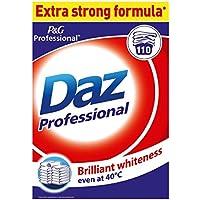Daz Professional laver Poudre régulière 7.15KG 110 Lavages (paquet de 110wash)