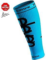 Mangas de compresión once Sportswear, color Azul - azul, tamaño M-L (EU 39-45)