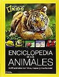 Enciclopedia de los animales Kids (NG KIDS)