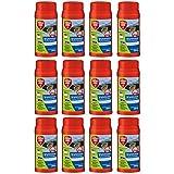SBM Protect Home GARDOPIA Sparpaket: 12 x 250g Rodicum Wühlmaus Portionsköder + Gardopia Zeckenzange mit Lupe