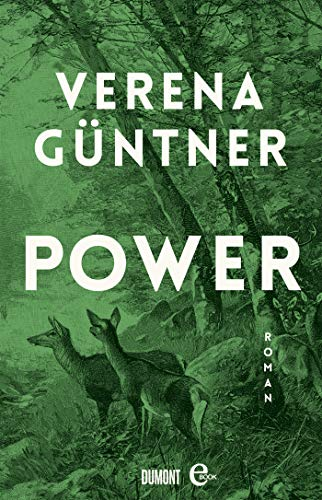 Buchseite und Rezensionen zu 'Power: Roman' von Verena Güntner