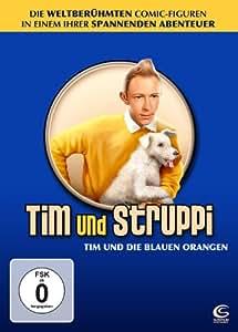 Tim & Struppi - Das Original - Tim und die blauen Orangen