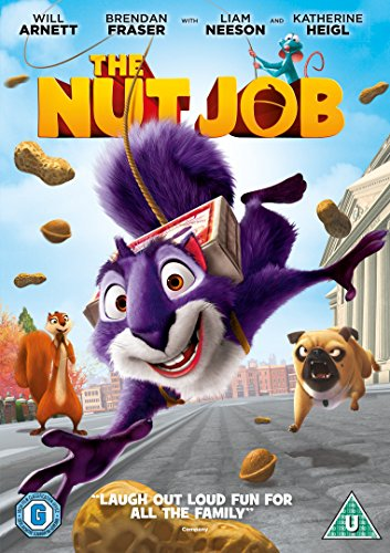 The Nut Job [DVD] [2014]