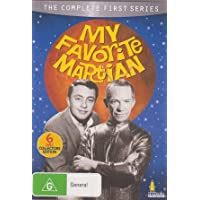 My Favorite Martian - The Complete First Series