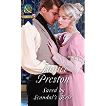 Saved By Scandal's Heir (Mills & Boon Historical) (Men About Town, Book 2)