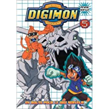 Digital Digimon, tome 5 : En route pour le digi-serveur