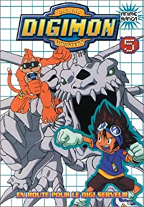 Digimon Edition simple Tome 5