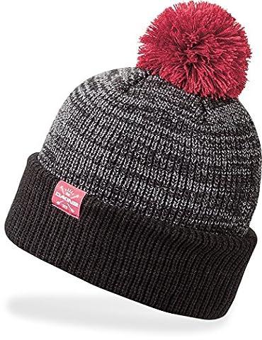 DAKINE Elmo Men's Hat Black Mix, One size, (Cappuccio Foderato Hat)