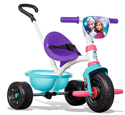 Smoby - 740309 - la Reine des Neiges - Tricycle Be Move...