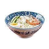 LXY Piatti In Ceramica Giapponesi Ajisen Manzo Ramen Ciotola Ciotola Ciotola Noodle Ciotola Casa Cinese Creativo ciotola