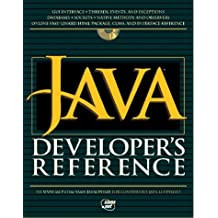 Java Professional Developer's Reference