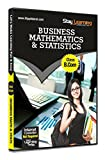 Business Mathematics and Statistics for B.Com (Prog) Video Lectures in DVD by StayLearning (Language - Hindi & English Mixed)